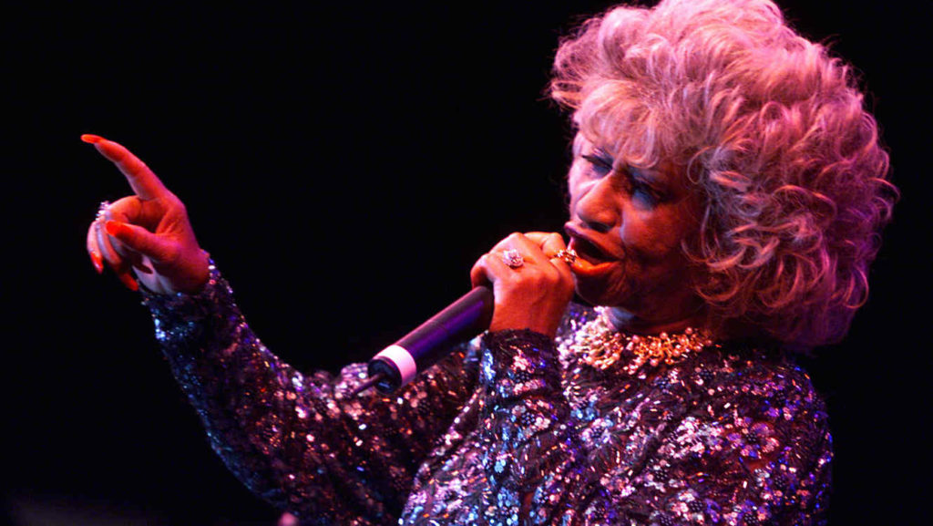 "Long live the ""Queen of Salsa"" – Celia Cruz!"
